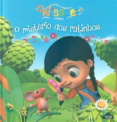 O mistério dos ratinhos (trad. Helena Topa)