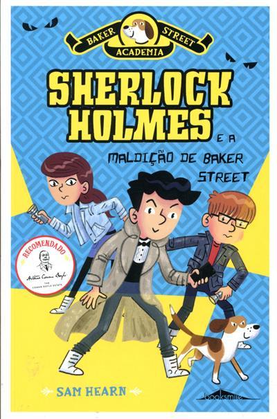 Sherlock Holmes e a maldição de Baker Street (Sam Hearn)