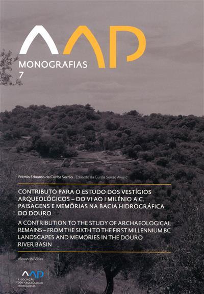 Contributo para o estudo dos vestígios arqueológicos do VI ao I milénio A.C. (Alexandra Vieira)