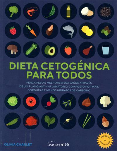 Dieta cetogénica para todos (Olivia Charlet)