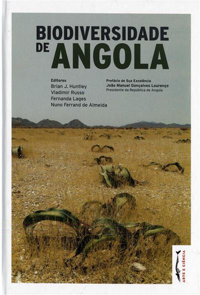 Biodiversidade de Angola (ed. Brian J. Huntley... [et al.])