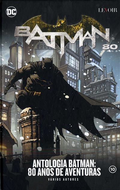 Antologia Batman (coord. José de Freitas)