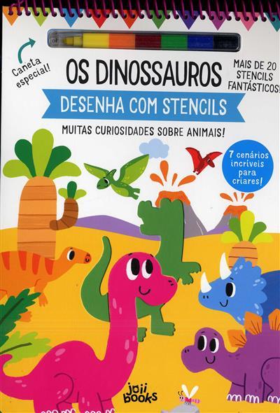 Os dinossauros (Elizabeth Golding)