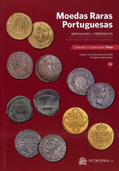 Moedas raras portuguesas (cons. cient. Javier Sáez Salgado... [et al.])