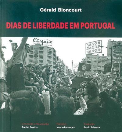 Dias da liberdade em Portugal (Gerald Bloncourt)