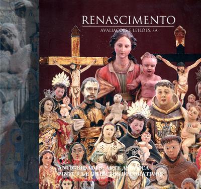Antiguidades, arte asiática, pintura e objectos decorativos (Renascimento - Avaliações e Leilões)