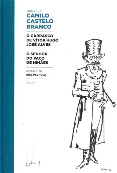 O carrasco de Vítor Hugo José Alves ; (Camilo Castelo Branco)