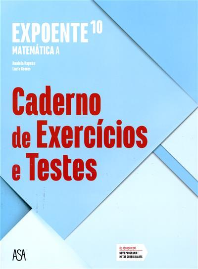 Expoente 10 (Daniela Raposo, Luzia Gomes)