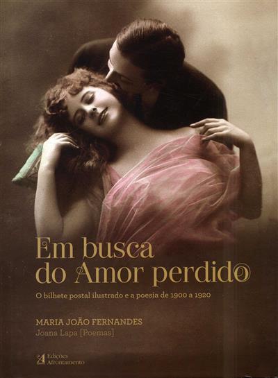 Em busca do amor perdido (Maria João Fernandes)