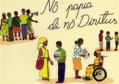 Livro-álbum (Alcídia Cabral, Armando Lamine, Maria Sancho)