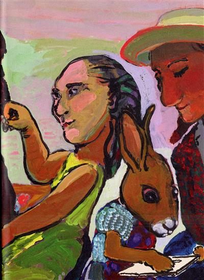 Os anos 80 nas mãos de Paula Rego (textos Carlos Carreiras, Catarina Alfaro, Leonor de Oliveira)