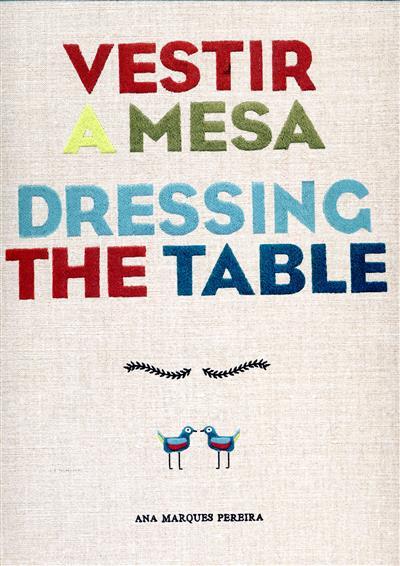 Vestir a mesa (Ana Marques Pereira)
