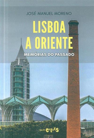 Lisboa a oriente (José Manuel Moreno)