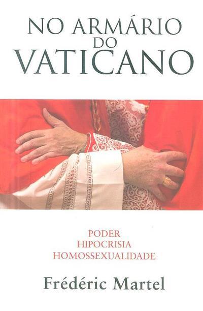 No armário do Vaticano (Frédéric Martel)