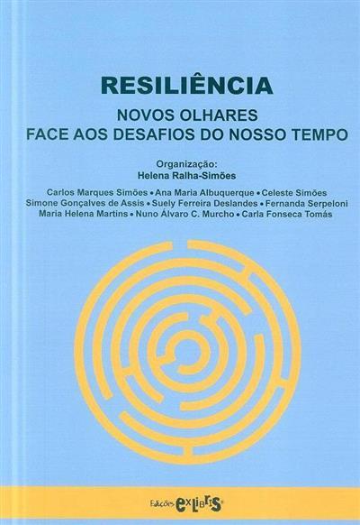 Resiliência (org. Helena Ralha-Simões)