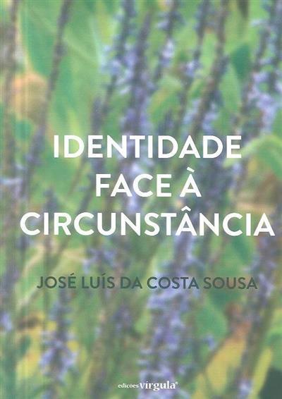 Identidade face à circunstância (José Luís da Costa Sousa)