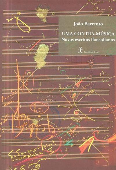 Uma contra-música (João Barrento)