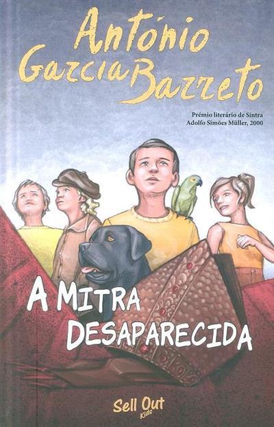 A mitra desaparecida (António Garcia Barreto)