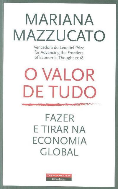O valor de tudo (Mariana Mazzucato)