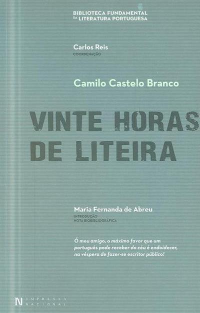 Vinte horas de liteira (Camilo Castelo Branco)