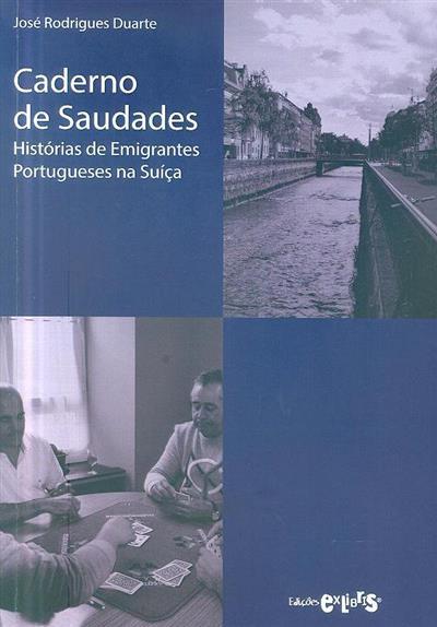 Caderno de saudades (José Rodrigues Duarte)