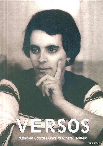 Versos (Maria de Lourdes Oliveira Ginete Cerdeira)