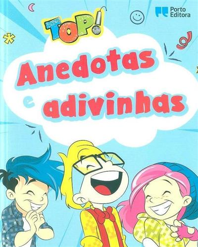 TOP! anedotas e adivinhas (Margarida Sarabando)