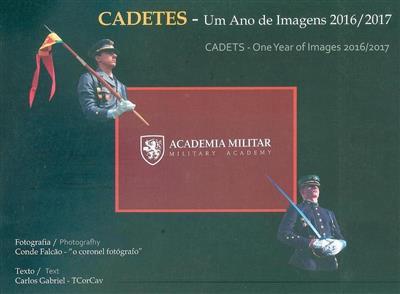 Cadetes (coord., textos Carlos Gabriel)