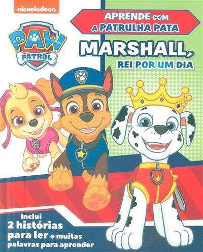 Marsall, rei por um dia (colab. Daniel Cortés)