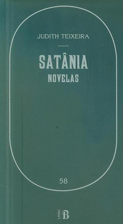 Satânia ;  (Judith Teixeira)