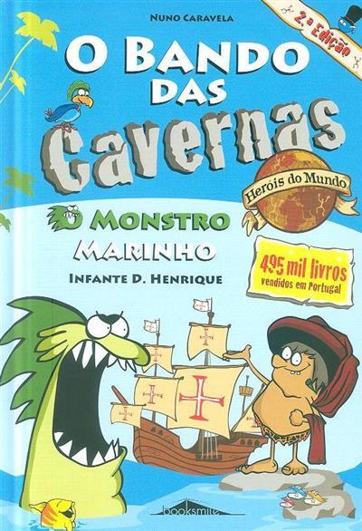 O monstro marinho (Nuno Caravela)