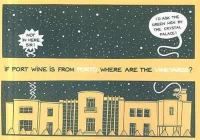 If Port wine is from Porto, where are the vineyards? (João Valente)