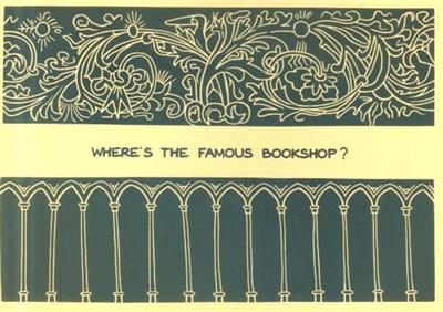 Where's the famous bookshop?