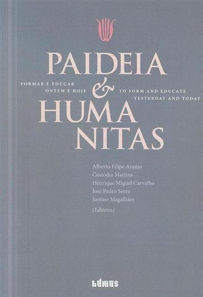 Paideia & humanitas (Colóquio Internacional Paideia & Humanitas)