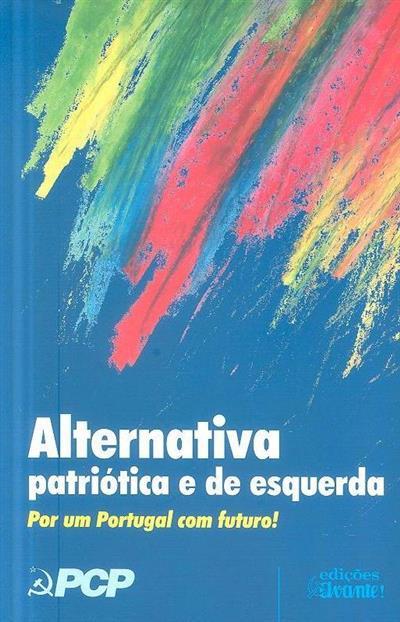 Alternativa patriótica e de esquerda (PCP)