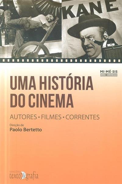 Uma história do cinema (dir. Paolo Bertetto)