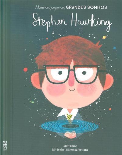 Stephen Hawking (Mª Isabel Sánchez Vegara)