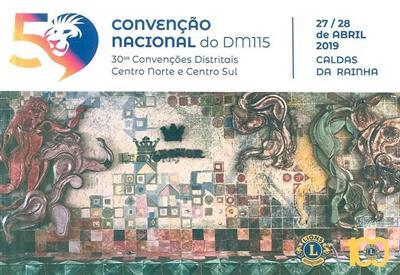50ª Convenção Nacional do DM 115 (José Nascimento)