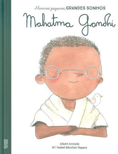 Mahatma Gandhi (María Isabel Sánchez Vegara)