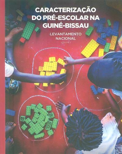 Caracterização do pré-escolar na Guiné-Bissau (Cindy Carvalho)