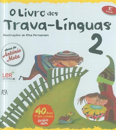 O livro dos trava-línguas 2 (António Mota)