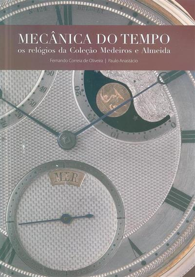Mecânica do tempo (Fernando Correia de Oliveira, Paulo Anastácio)