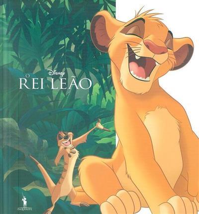 O rei leão (adapt. Barbara Bazaldua)