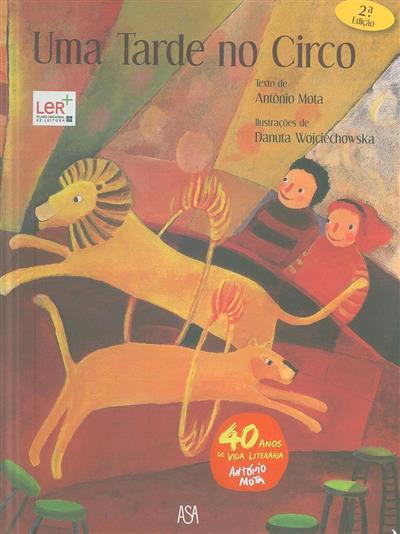 Uma tarde no circo (António Mota)