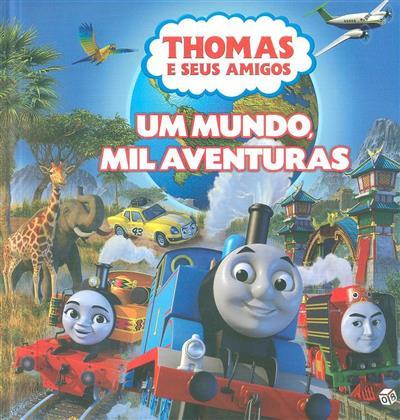 Um mundo, mil aventuras (Andrew Brenner)
