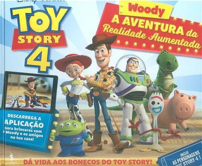 Woody, a aventura da realidade aumentada (Jane Kent)