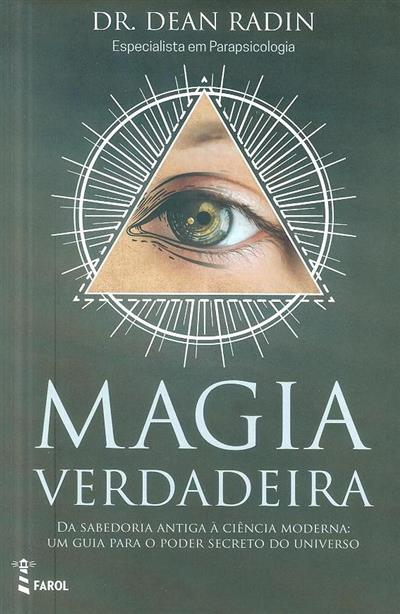 Magia verdadeira (Dean Radin)