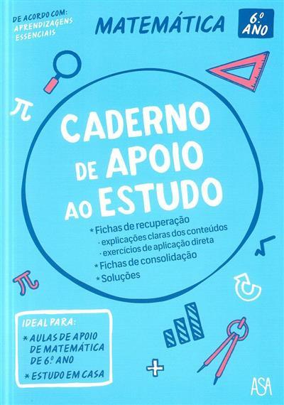 Caderno de apoio ao estudo (Susana Pinto)