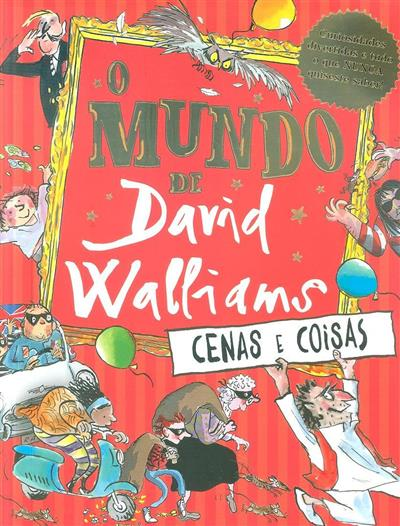 O mundo de David Walliams