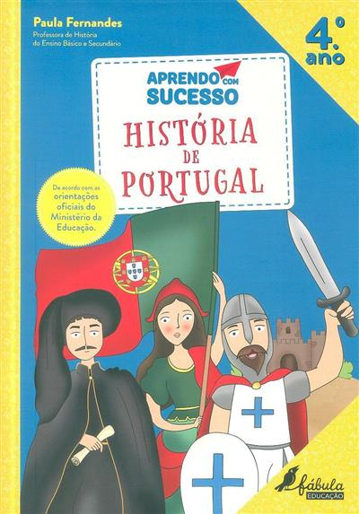 História de Portugal, 4º ano (Paula Fernandes)
